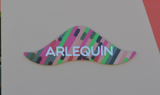 Arlequin a son blog